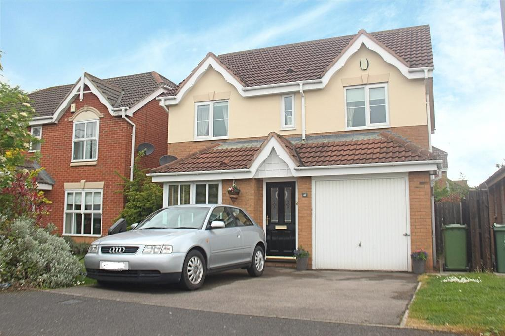 4 Bedrooms Detached House for sale in Chaldron Way, Eaglescliffe