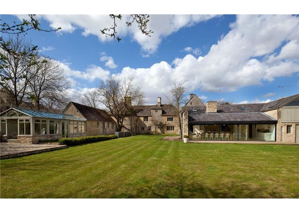 7 Bedrooms Detached House for sale in Weald, Bampton, Oxfordshire, OX18