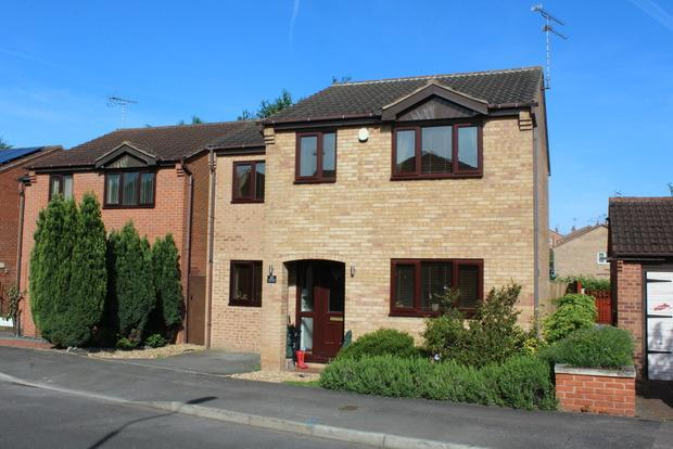 4 Bedrooms Detached House for sale in Little Hollies, Forest Town, Mansfield, NG19