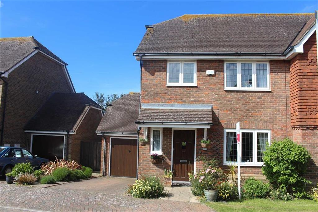 3 Bedrooms Semi Detached House for sale in Old Nursery Close, Seaford