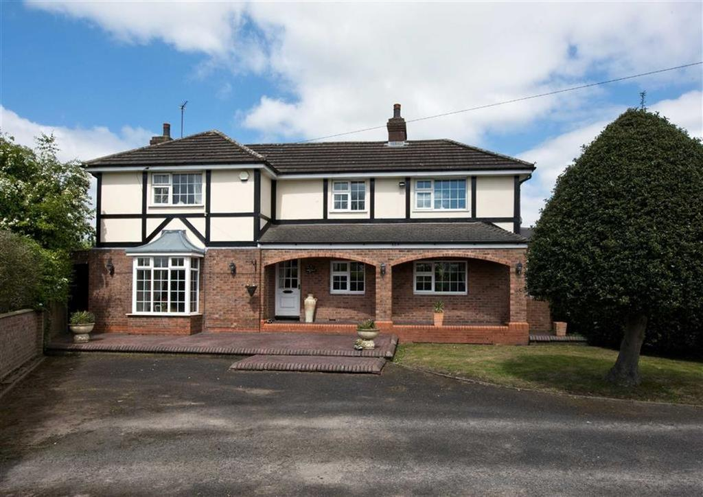 4 Bedrooms Detached House for sale in Cross Green House, Old Stafford Road, Cross Green, Wolverhampton, South Staffordshire, WV10