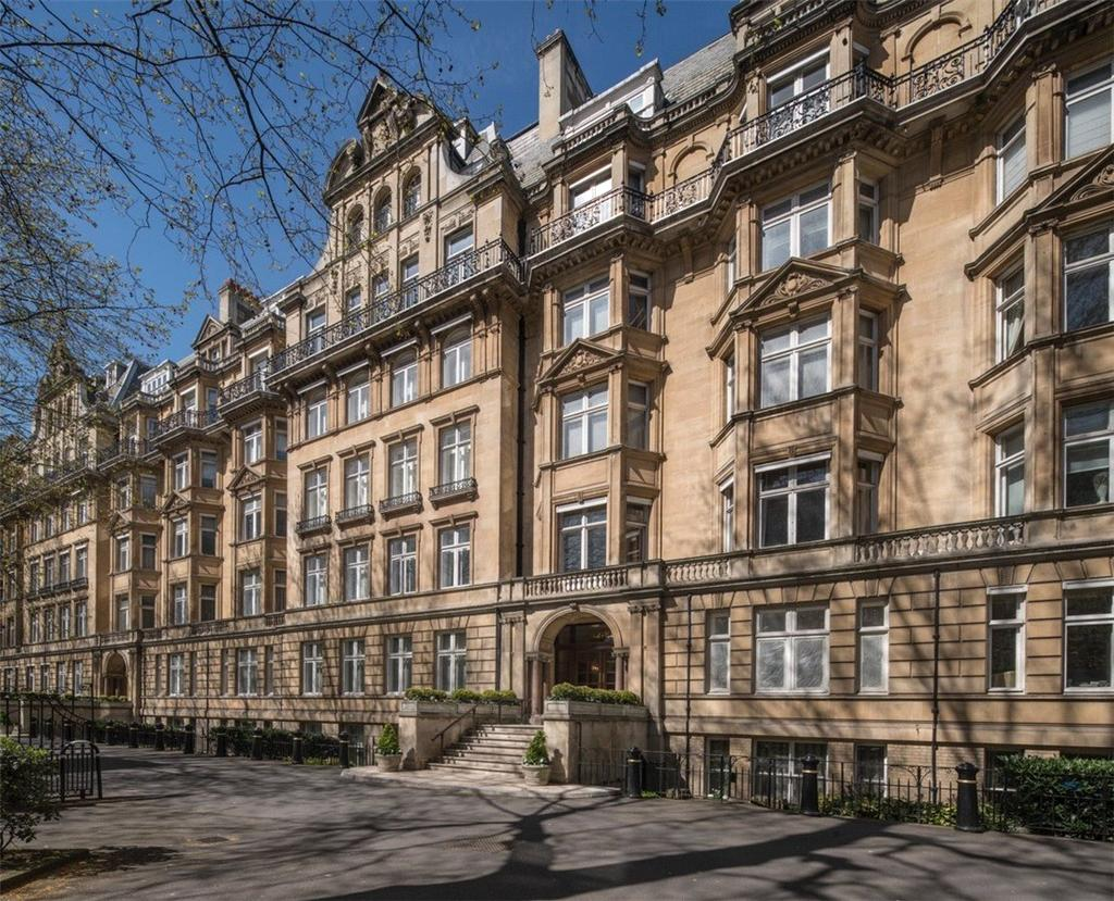 5 Bedrooms Flat for sale in Penthouse, Harley House, Marylebone Road, London, NW1