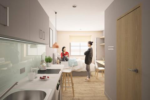 Studio to rent - Lower Bristol Road (OFF-PLAN)