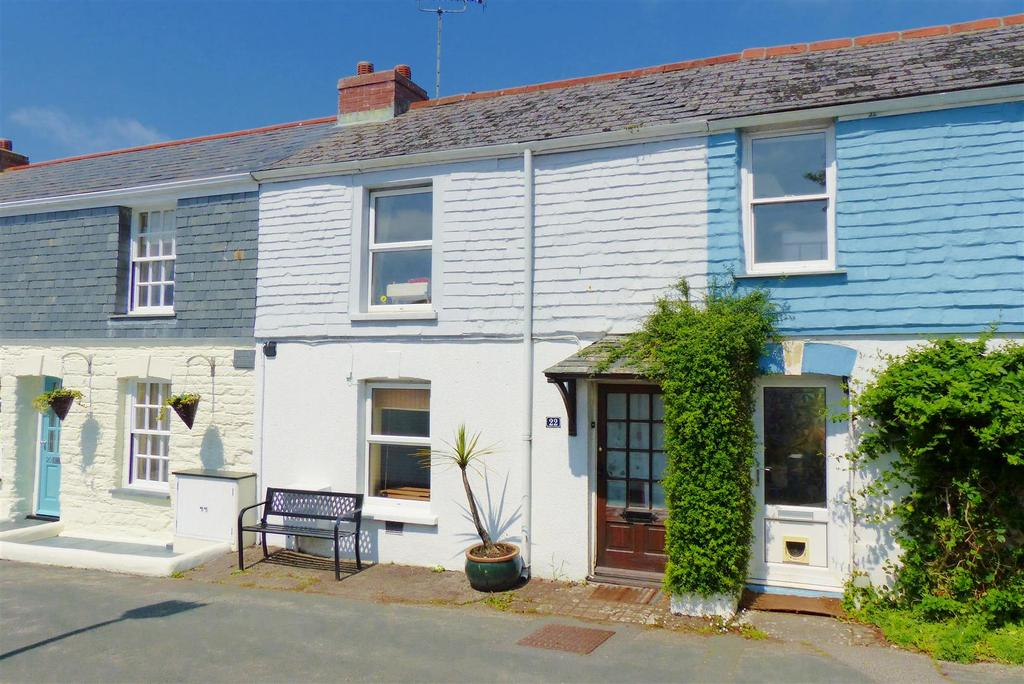 2 Bedrooms Terraced House for sale in Pauls Row, Truro
