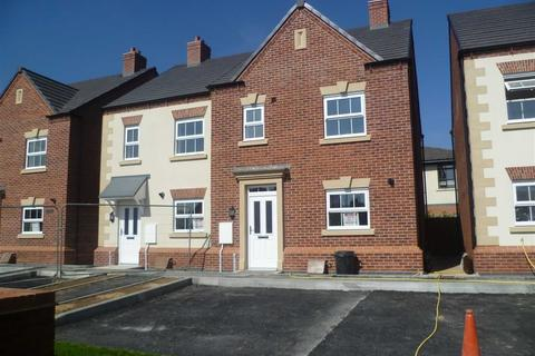 3 bedroom semi-detached house to rent - Peacock Place, Wigston, Leicestershire