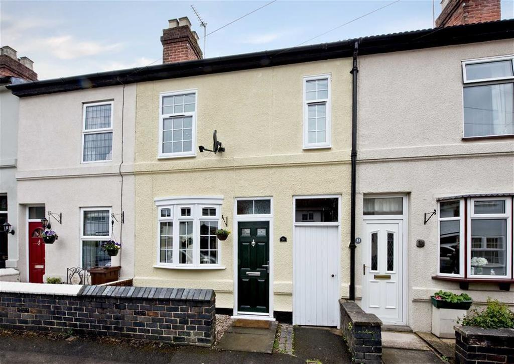 3 Bedrooms Terraced House for sale in 16, Nursery Walk, Tettenhall, Wolverhampton, West Midlands, WV6