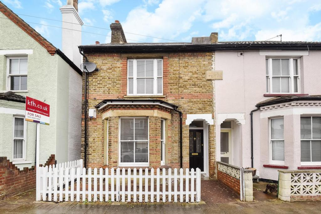 2 Bedrooms Semi Detached House for sale in Park End, Bromley, BR1