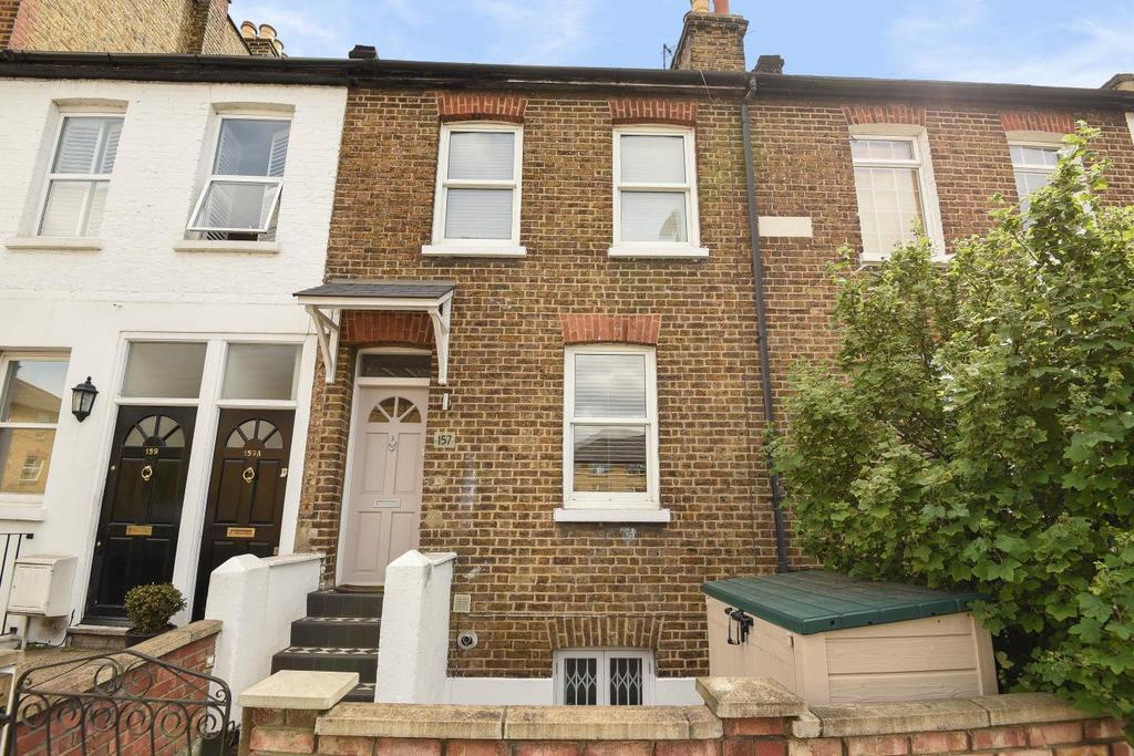 3 Bedrooms Terraced House for sale in Acton Lane, Chiswick, W4