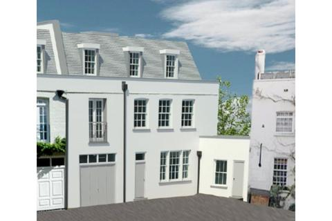 4 bedroom property with land for sale - Princes Gate Mews, Knightsbridge, London, SW7