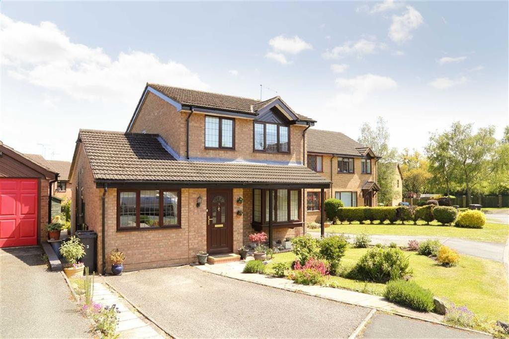 3 Bedrooms Detached House for sale in Oak Drive, Whitchurch, SY13