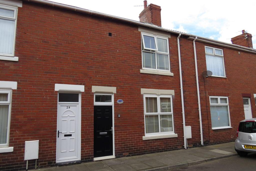 2 Bedrooms Terraced House for sale in Meldon Terrace, Newbiggin-By-The-Sea
