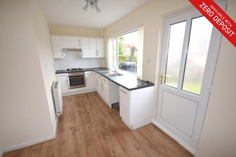 2 bedroom terraced house to rent - Consett