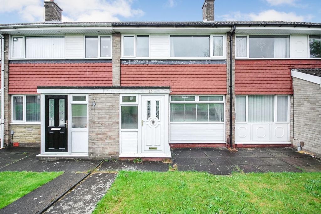 3 Bedrooms Terraced House for sale in Planesway, Whitehills