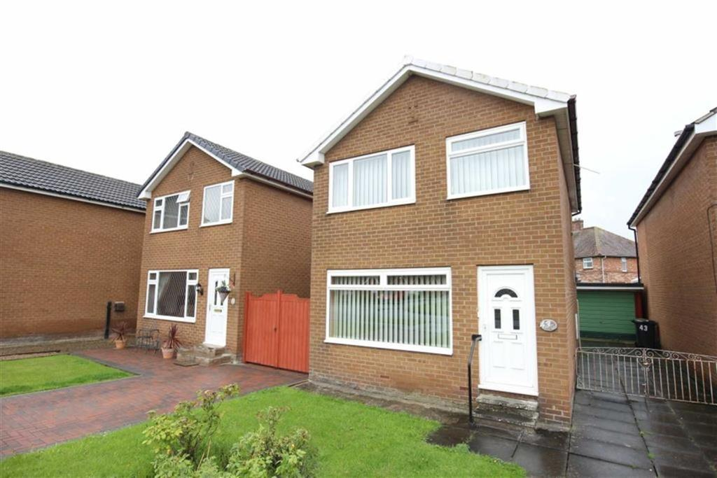 3 Bedrooms Detached House for sale in Brough Meadows, Catterick Village, North Yorkshire