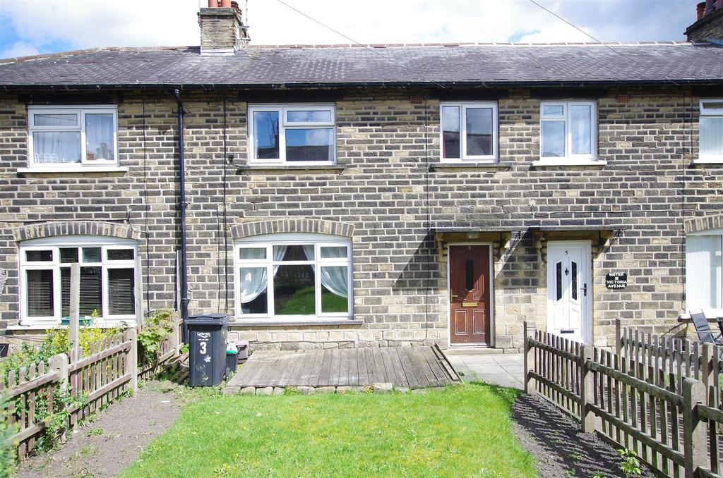 3 Bedrooms Town House for sale in Victoria Avenue, Elland