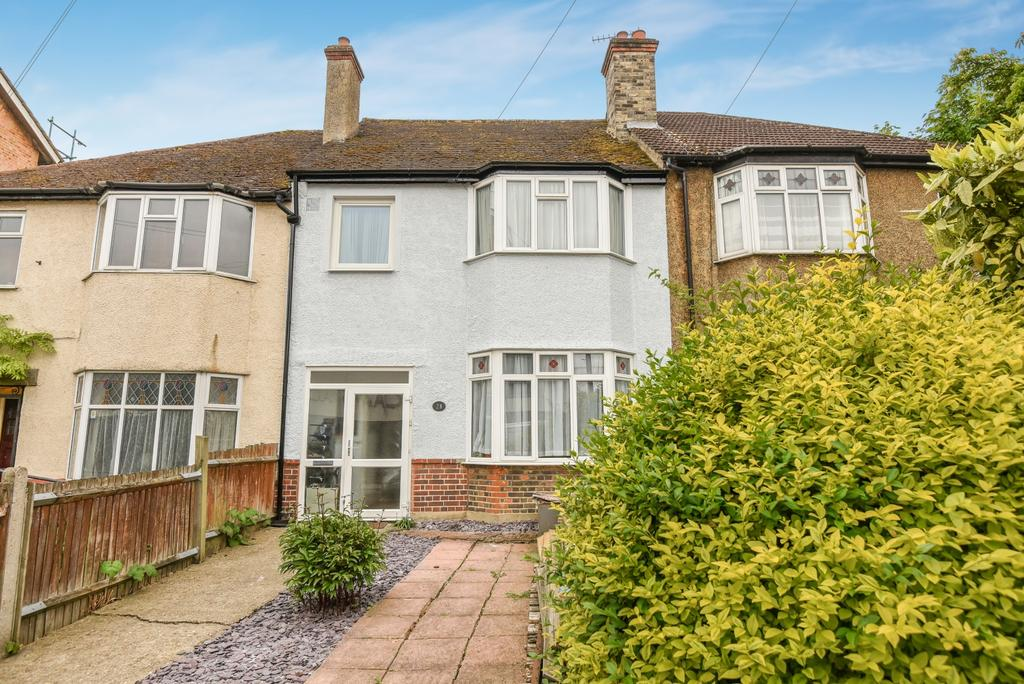 3 Bedrooms Terraced House for sale in Gipsy Road London SE27