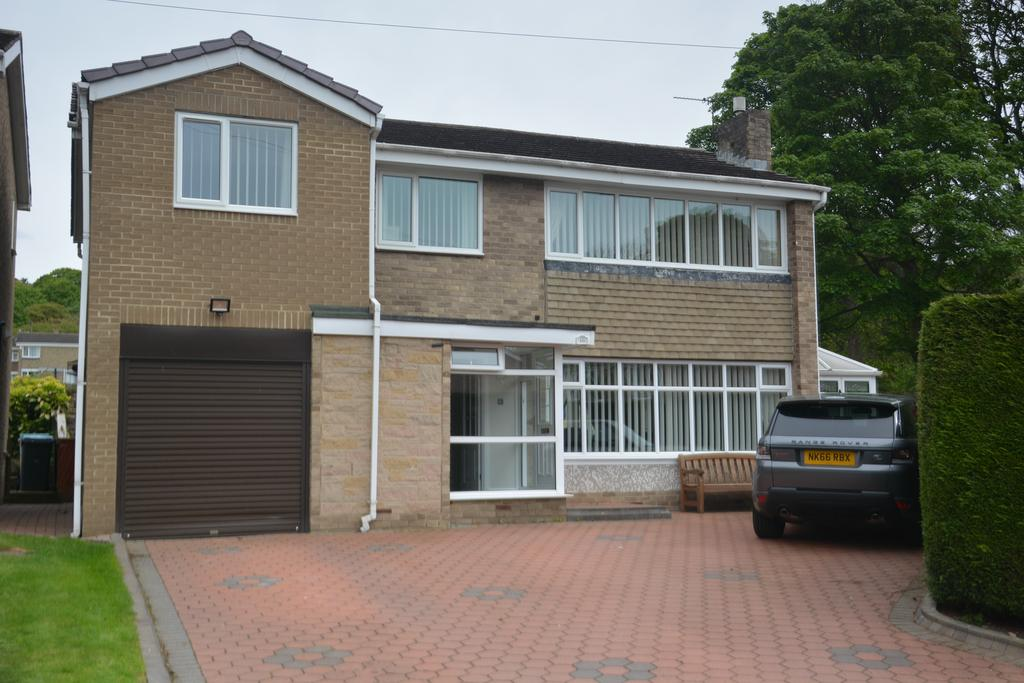 4 Bedrooms Detached House for sale in Deanery View, Lanchester DH7