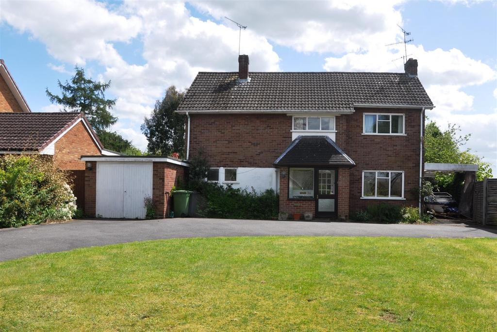 4 Bedrooms Detached House for sale in Myton Crescent, Warwick
