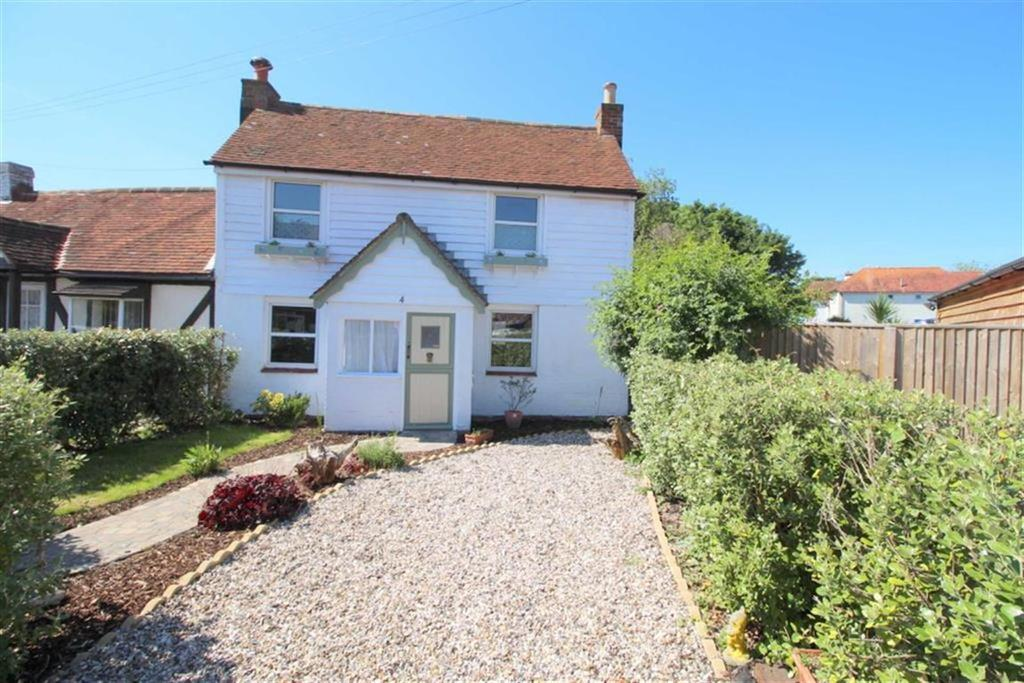 2 Bedrooms Cottage House for sale in Barnhorn Road, Little Common