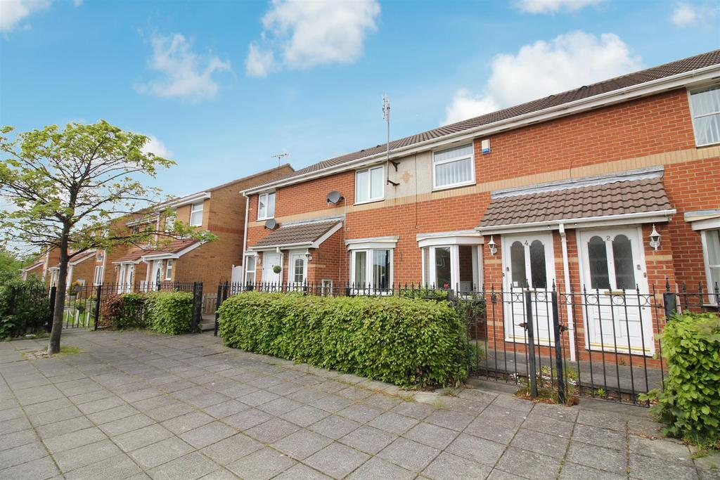 2 Bedrooms Link Detached House for sale in Chirton Dene Way, North Shields