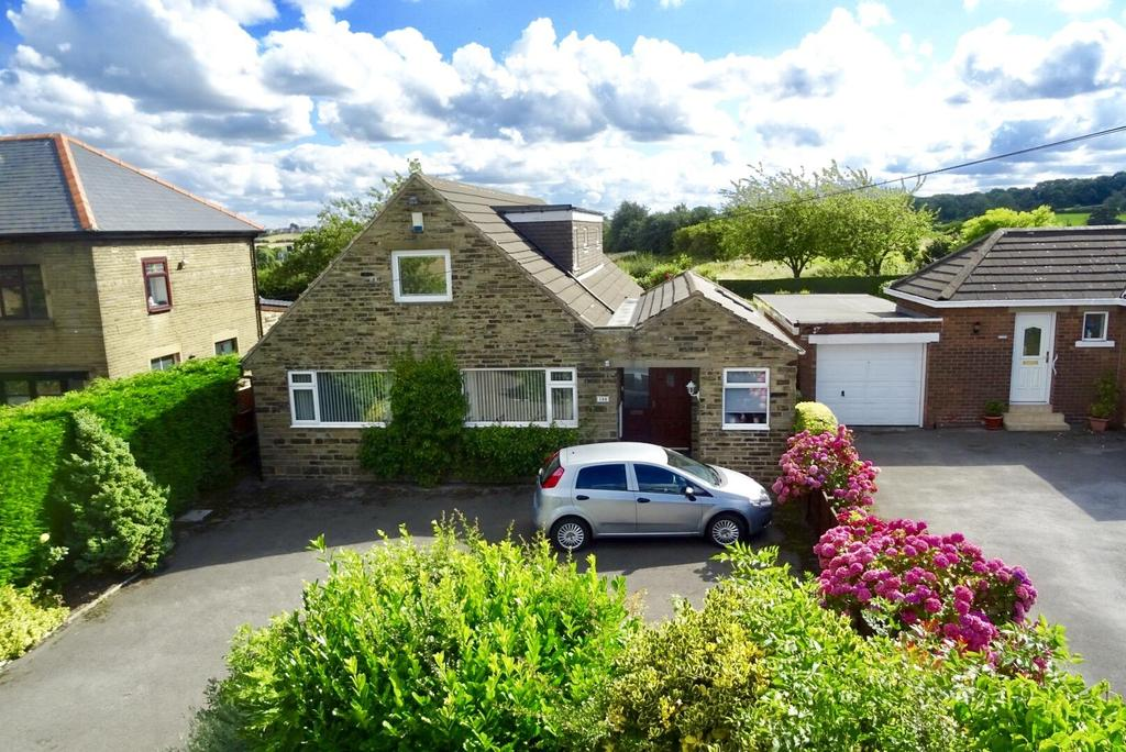 5 Bedrooms Detached House for sale in Whitechapel Road, Scholes, Cleckheaton