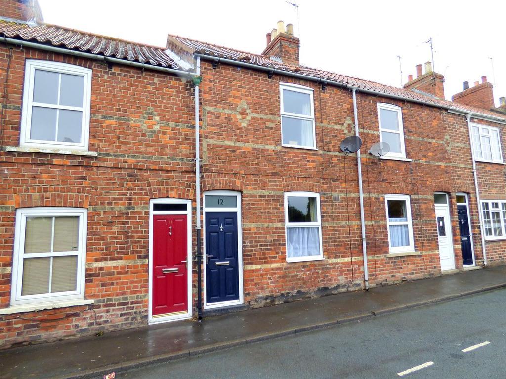 2 Bedrooms Terraced House for sale in 12 Sloe Lane, Beverley, East Yorkshire, HU17 8ND