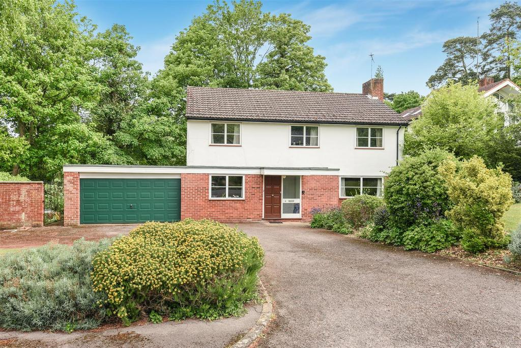 4 Bedrooms Detached House for sale in Pullens Field, Oxford