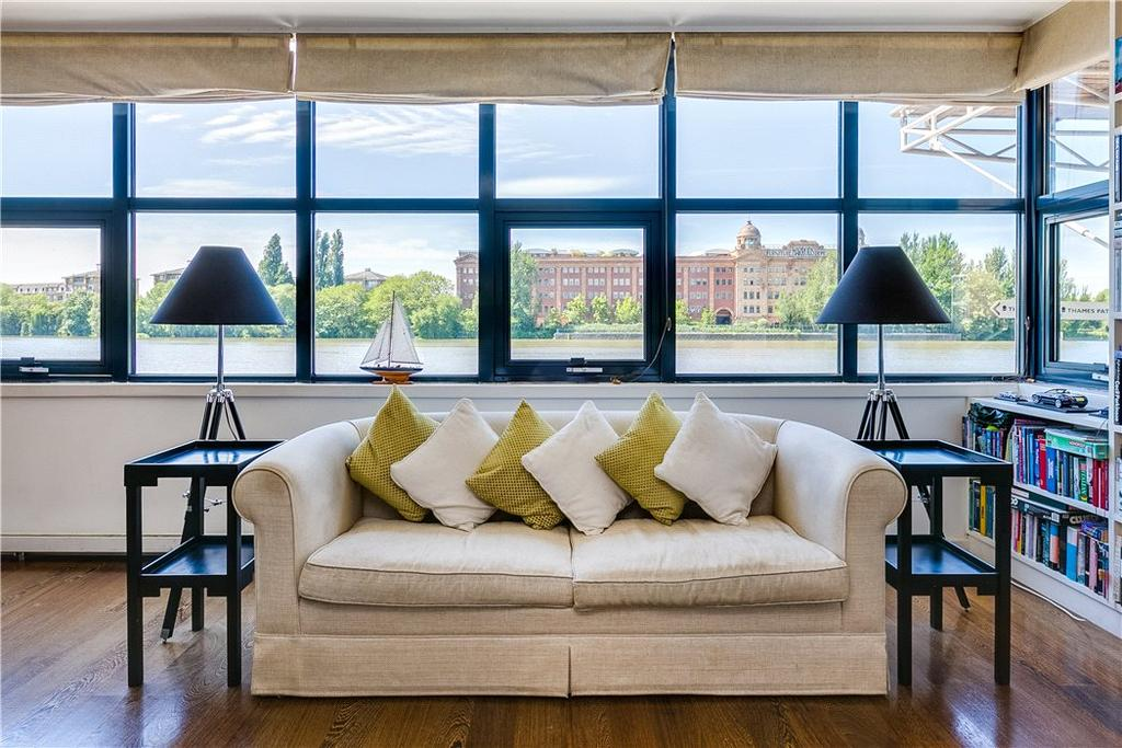 2 Bedrooms Flat for sale in Thames Reach, 80 Rainville Road, Hammersmith, W6