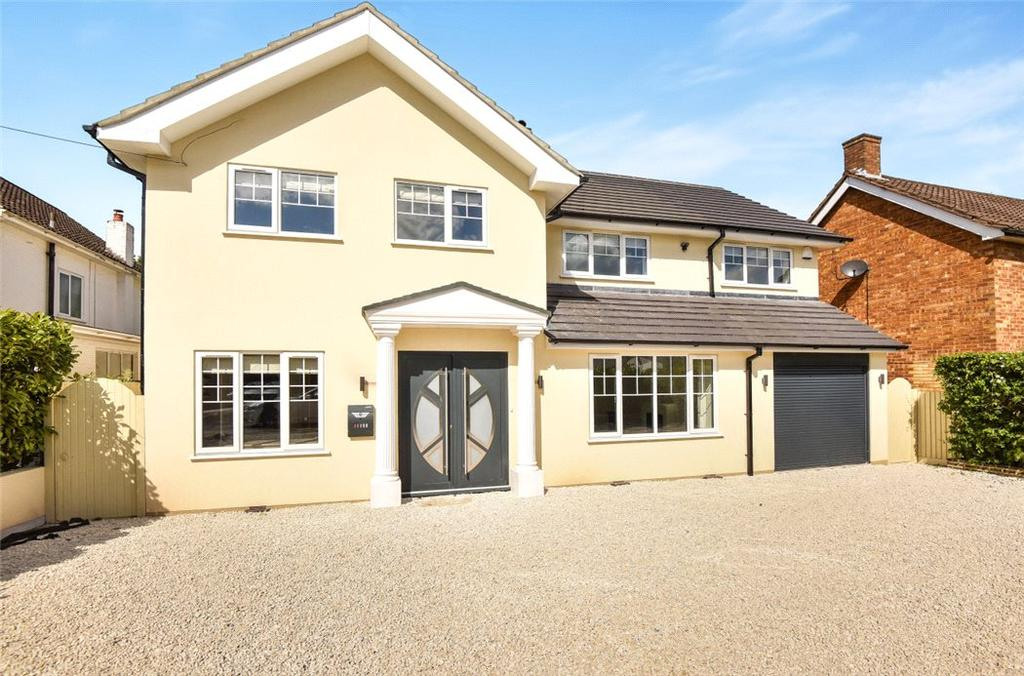 5 Bedrooms Detached House for sale in Cherry Tree Road, Beaconsfield, Buckinghamshire, HP9