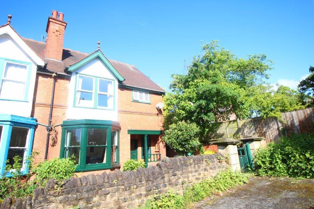 3 Bedrooms Semi Detached House for sale in Osborne Avenue, Sherwood, Nottingham NG5