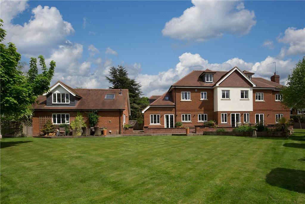 6 Bedrooms Detached House for sale in Hids Copse Road, Oxford, Oxfordshire, OX2