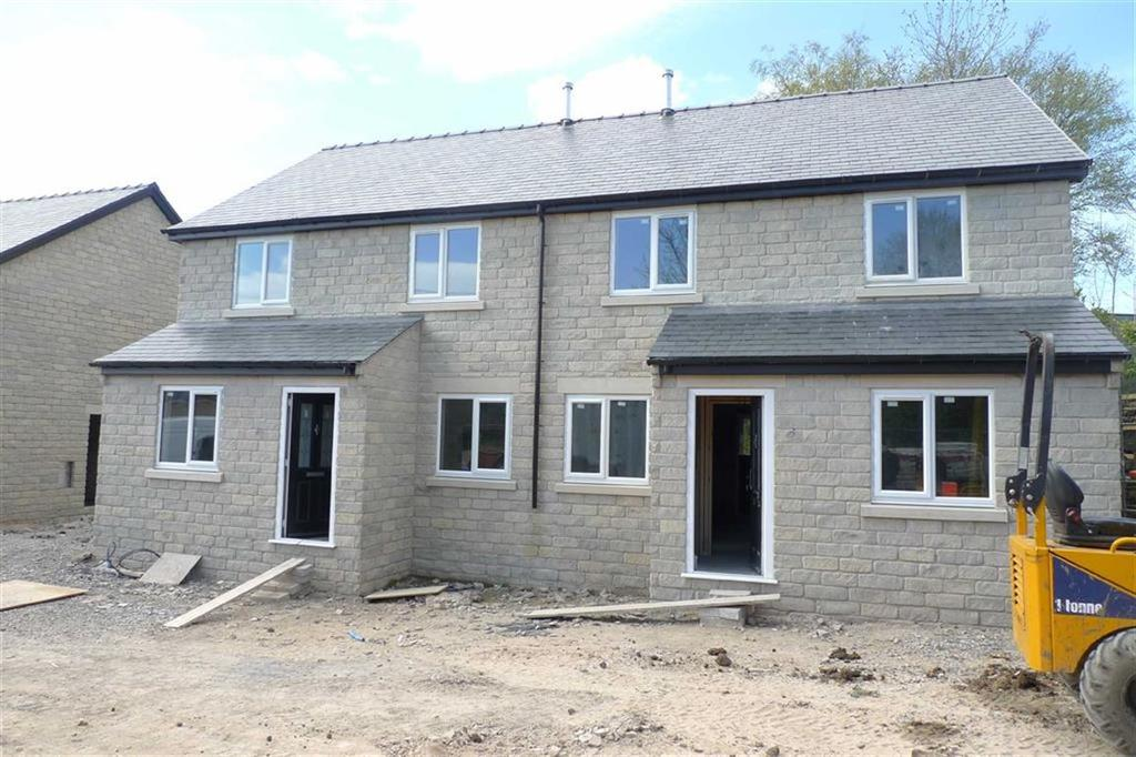 3 Bedrooms Semi Detached House for sale in Off Station Road, Dove Holes, Nr Buxton