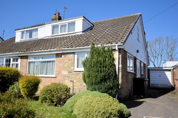 3 Bedrooms Semi Detached Bungalow for sale in Station Road, Cayton, Scarborough, North Yorkshire YO11 3TG