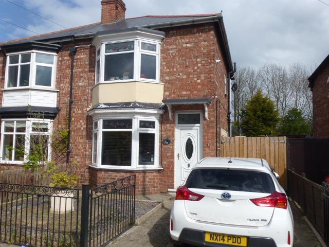 2 Bedrooms Semi Detached House for sale in Park Lane, Darlington