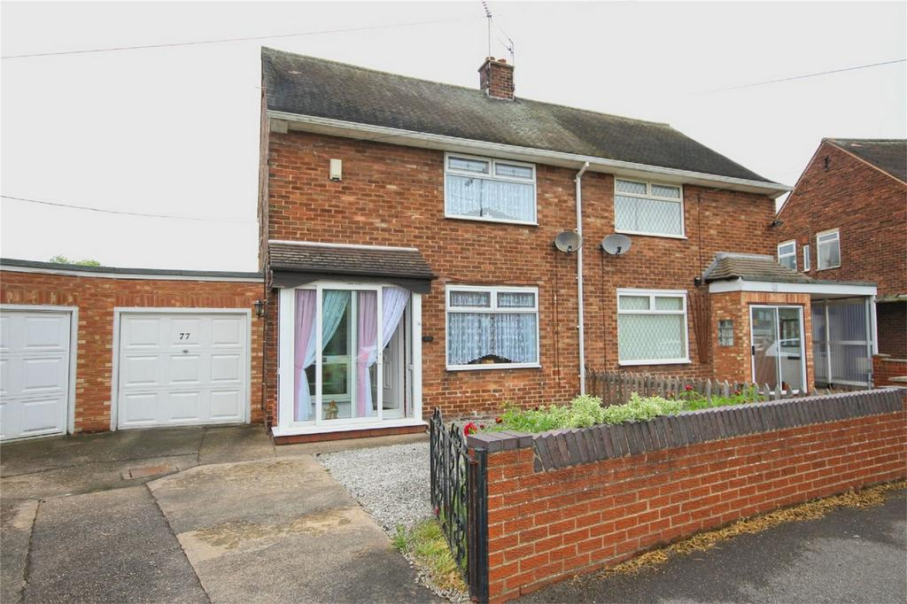2 Bedrooms Semi Detached House for sale in Hartoft Road, Hull, East Riding of Yorkshire
