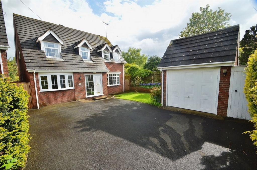 4 Bedrooms Detached House for sale in Tenbury Mead, Cleobury Mortimer, Kidderminster, Shropshire