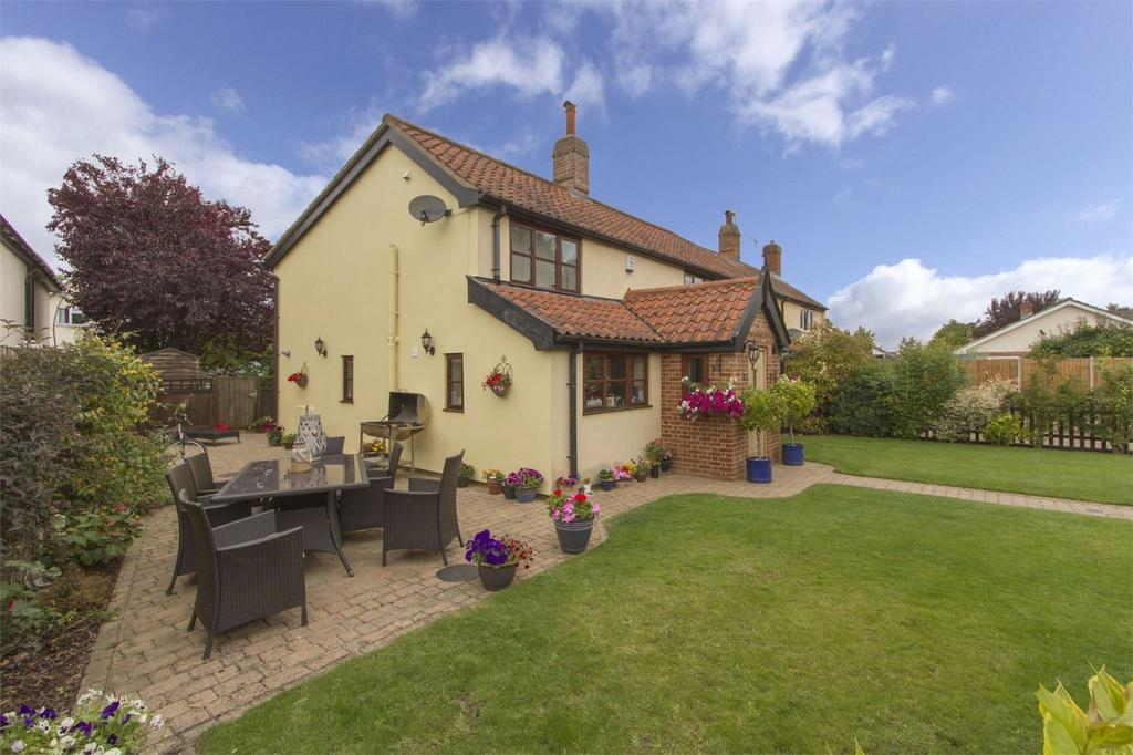 3 Bedrooms End Of Terrace House for sale in Lynch Green, Hethersett, Norwich, Norfolk