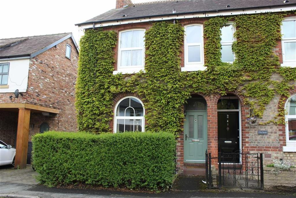 3 Bedrooms Terraced House for sale in Duke Street, Alderley Edge