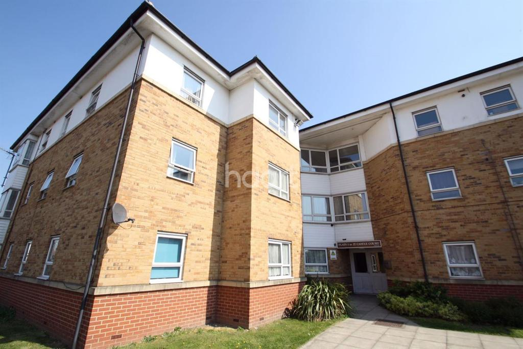 2 Bedrooms Flat for sale in Castle Court, Goresbrook Road