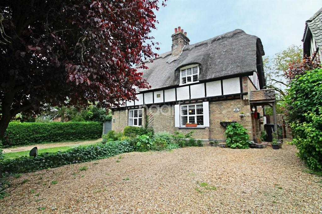 2 Bedrooms Cottage House for sale in High Street, Bluntisham
