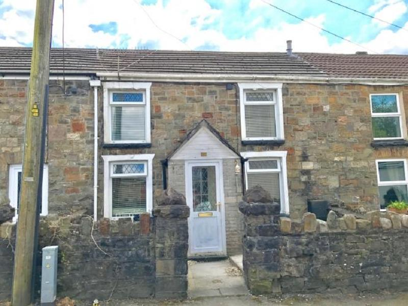 2 Bedrooms Cottage House for sale in Ivorites Row, Glynneath, Neath, Neath Port Talbot.
