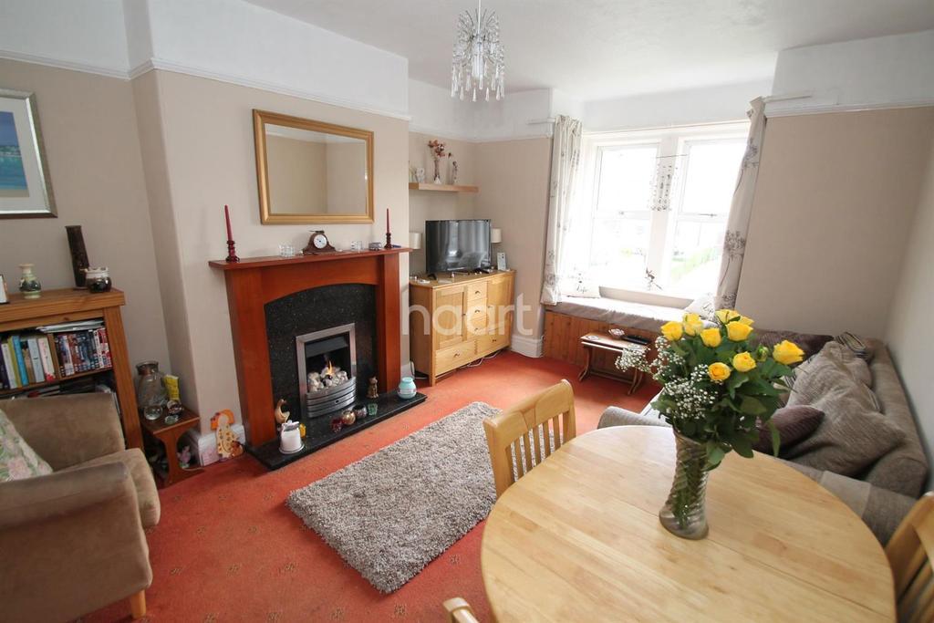 2 Bedrooms Maisonette Flat for sale in Holland Road, Plymstock