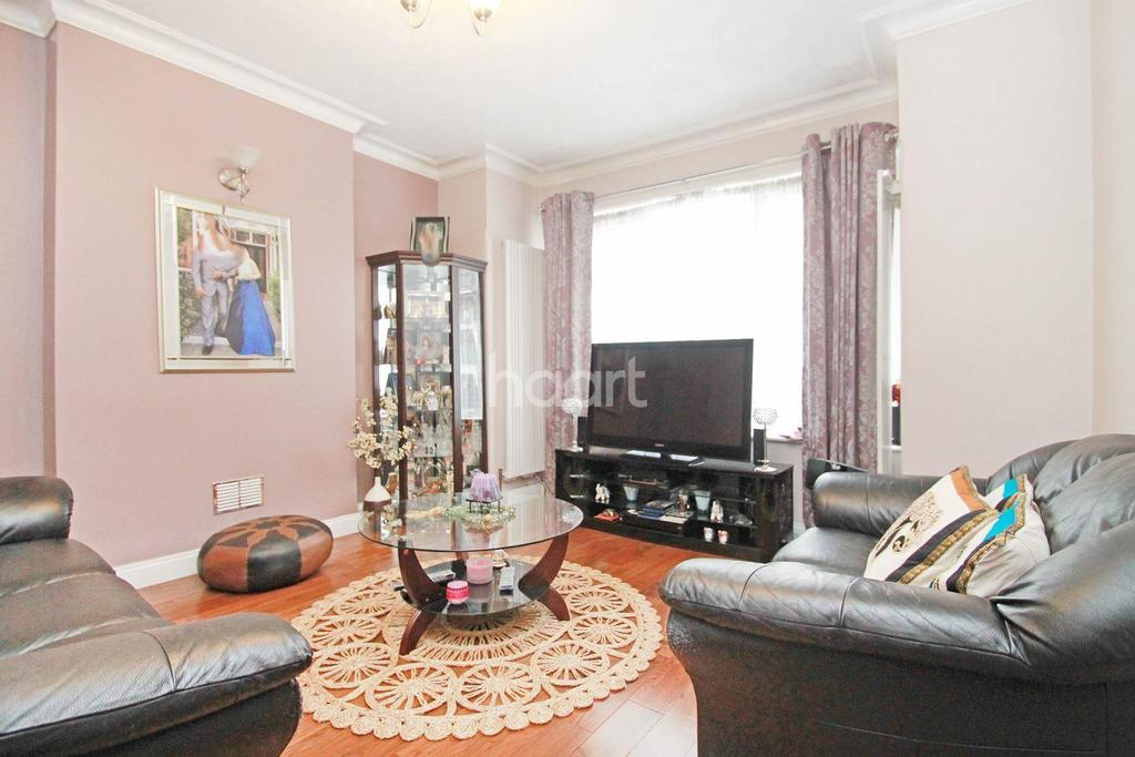 3 Bedrooms Terraced House for sale in Cecil Road