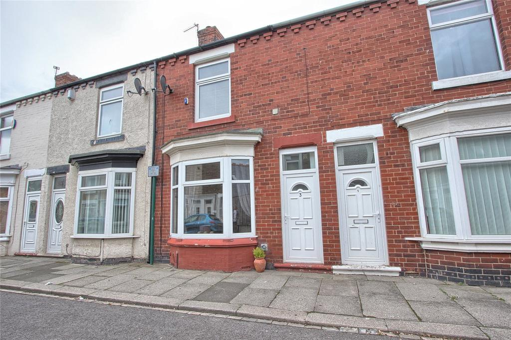 2 Bedrooms Terraced House for sale in George Street, Redcar