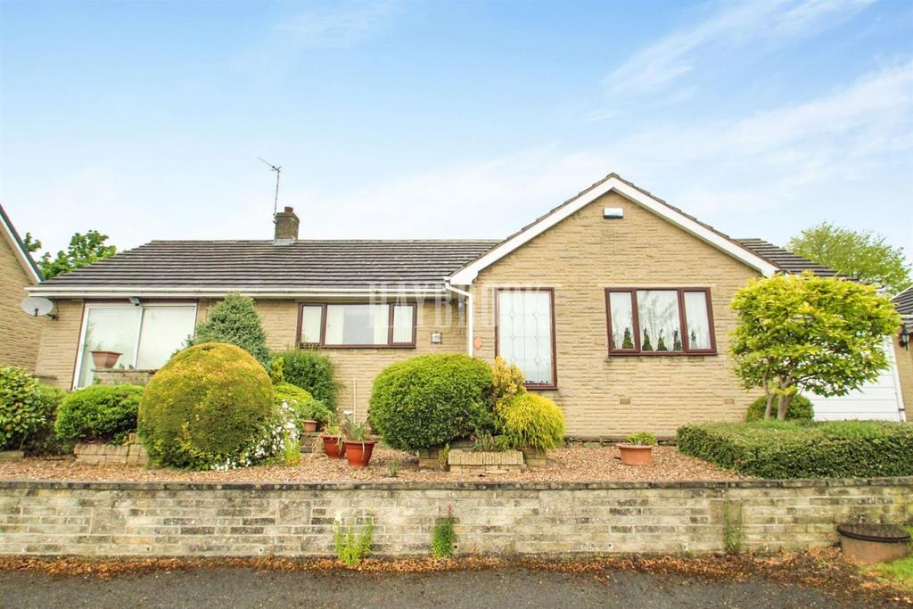 3 Bedrooms Bungalow for sale in Wharncliffe Close, Hoyland