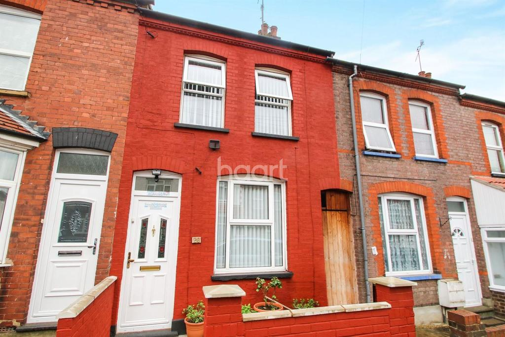 2 Bedrooms Terraced House for sale in Right Down The Road To Town