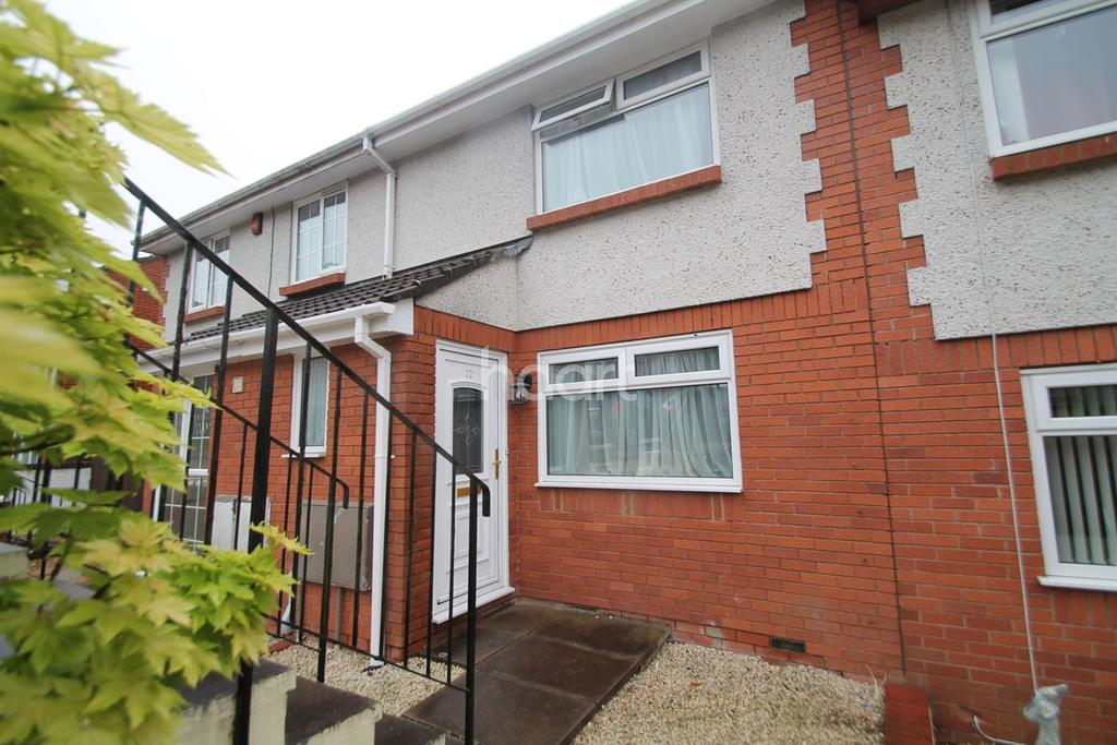 2 Bedrooms Terraced House for sale in Coombe Way, Kings Tamerton