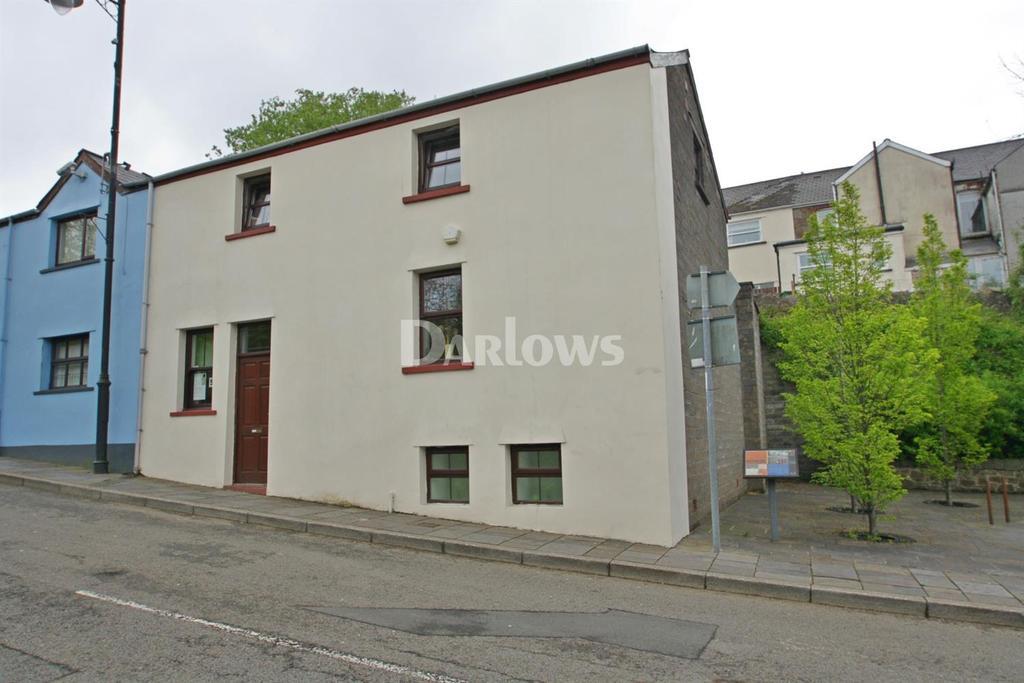3 Bedrooms End Of Terrace House for sale in Broad Street, Blaenavon