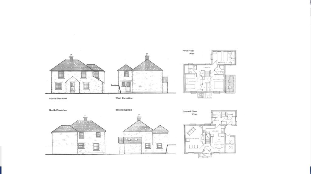 3 Bedrooms Plot Commercial for sale in Chacewater