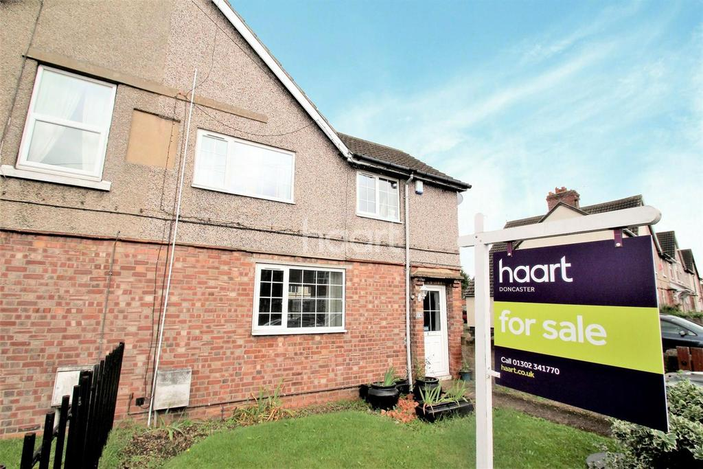 4 Bedrooms End Of Terrace House for sale in Markham Avenue, Armthorpe